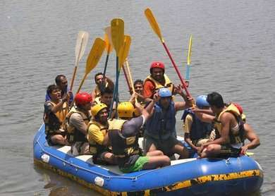 Adventure Getaway - White Water Rafting Near Pune