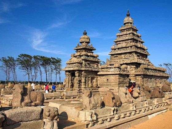Ancient Temples in India, mahabalipuram temple