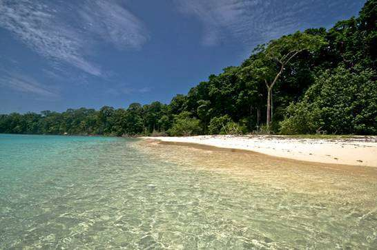 Andaman and nicobar island