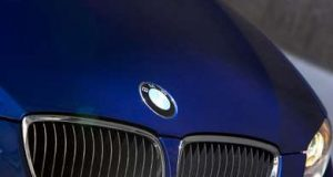BMW Cars in India