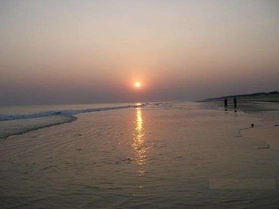Beaches in Orissa, Aryapalli Beach