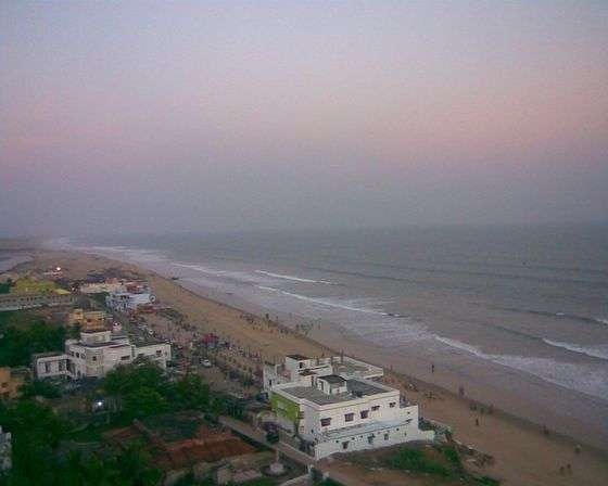 Beaches in Orissa, Gopalpur Beach
