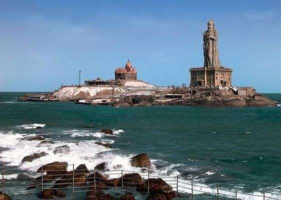 Beaches in Tamil Nadu, kanyakumari beach