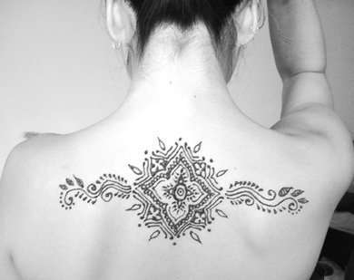 Beautiful and Intricate Mehndi Designs and Tattoos