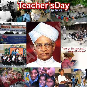 Celebrating Teachers Day