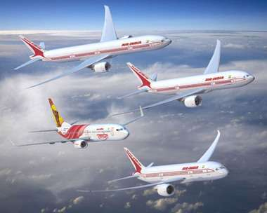 Commercial Airlines in India