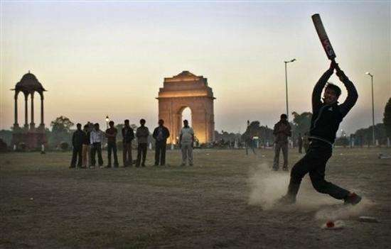 essay on cricket is a religion in india