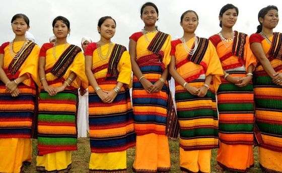 Dimasa Tribe of India