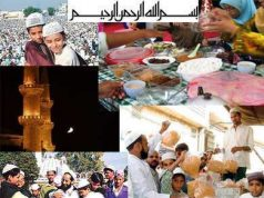 Eid ul Fitr – The Beginning of the Celebration