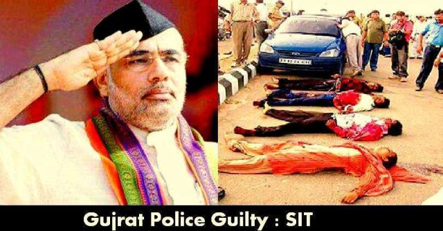 Gujarat Fake Encounters