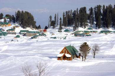 Gulmarg - The Heartland of Winter Sports in India