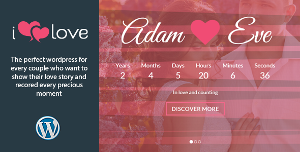 7+ Stunning WordPress Wedding, Events Planning & Marriage Themes