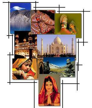 India a Resplendent Panorama of Splendid Destinations