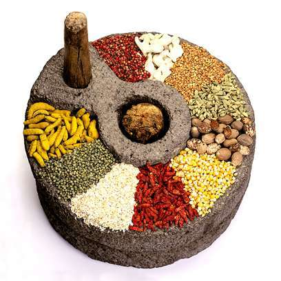 The heart of indian cuisine spices for Ancient indian cuisine