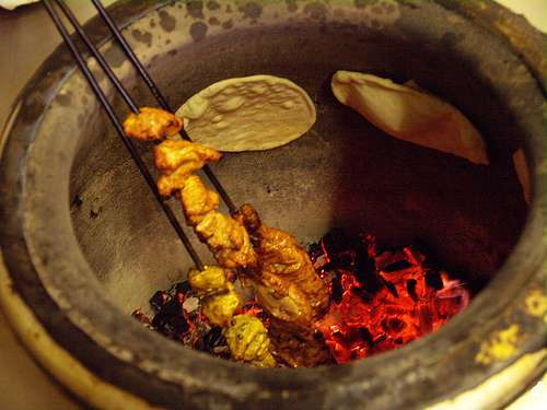 Straight From The Tandoor