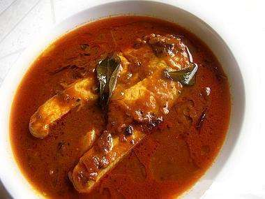 Indian fish recipe