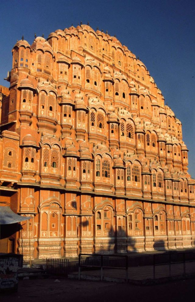 Jaipur, the pick city
