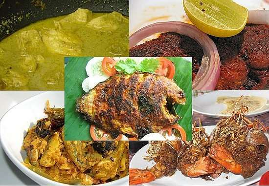 Kerala seafood cuisine for Cuisine of kerala