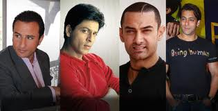 The Khans of Bollywood