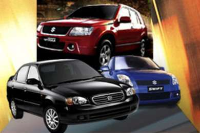 Maruti Car Prices in India