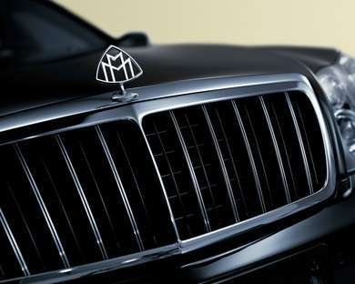 Maybach Car Prices in India