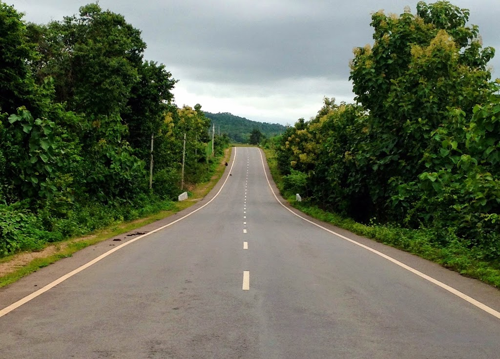 Monsoon drives from Pune