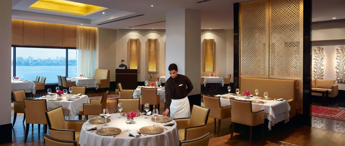 This Cly Well Ointed Restaurant Located In The Oberoi Is A Great Place To Sample Traditionally Rich Cuisine Of Northwest Frontier As