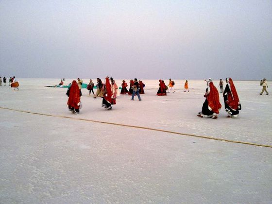 Offbeat Travel Destinations in India, Rann of Kutch