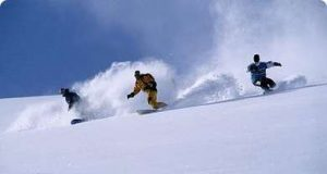 Popular Snow Ski Destinations in India