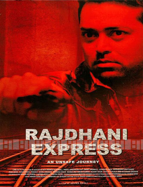 Rajdhani Express Trailer