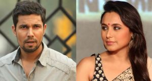 Rani and Randeep Hooda