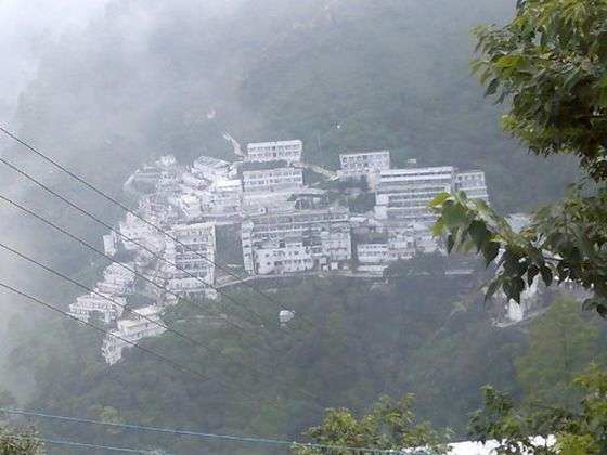 Richest Temples in India, Vaishno Devi temple