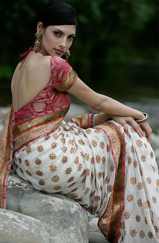 Saree Blouse Styles