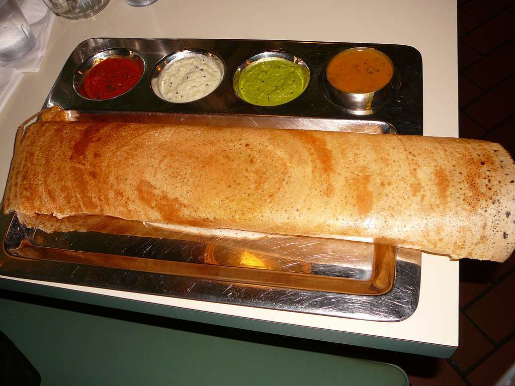 The Crispy Crepe Of South India