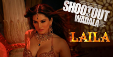 Sunny Leone's 'Laila' item song