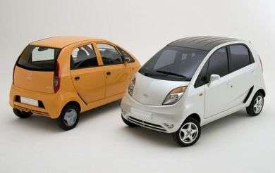 Tata Nano's Bumpy Ride in Indian Market