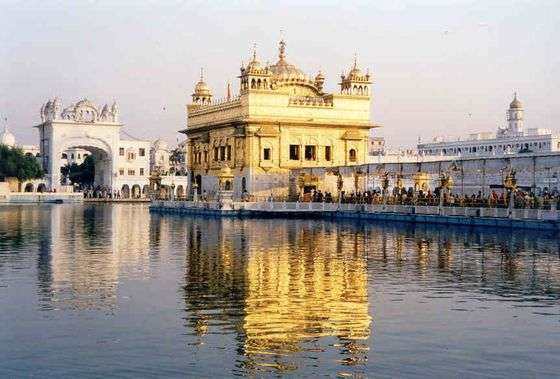 Temples in India, GoldenTemple