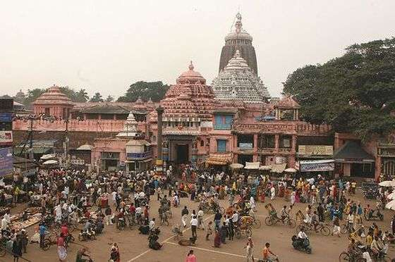 Temples in India, Jagannath Temple