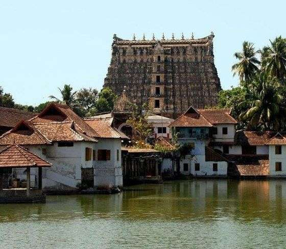 Temples in India, Padmanabhaswamy Temple