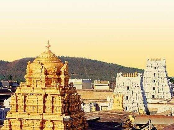 Temples in India, Tirupati Balaji Temple