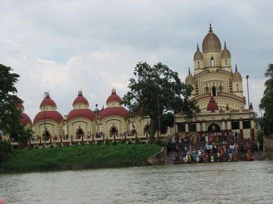 Temples in India, dakshineshwar kali temple