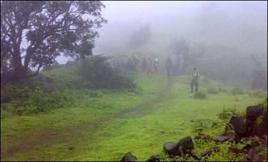 The Best Monsoon Trekking Destinations in Pune