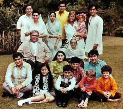 The-Kapoor-Family