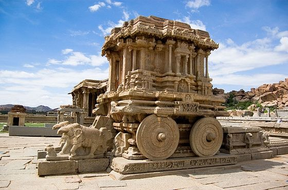 Things to do in Bangalore, Hampi