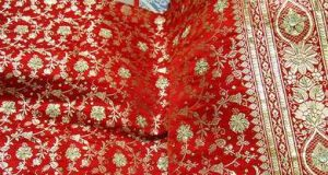 Timeless Grace of Banarsi Sarees