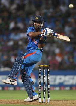 Top 5 Indian Batsman in ICC Cricket World Cup 2011