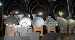 Traditional Indian Utensils