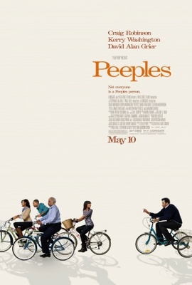 Tyler Perry Presents Peeples Trailer
