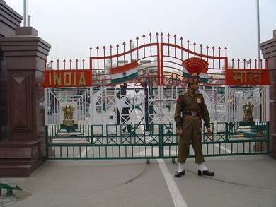 Wagah Border - Berlin Wall of Asia