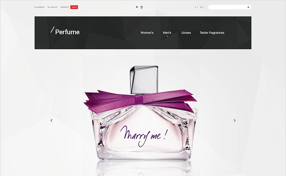 Magento Theme for Beauty Store